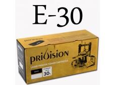 Tooner Canon E-30, analoog