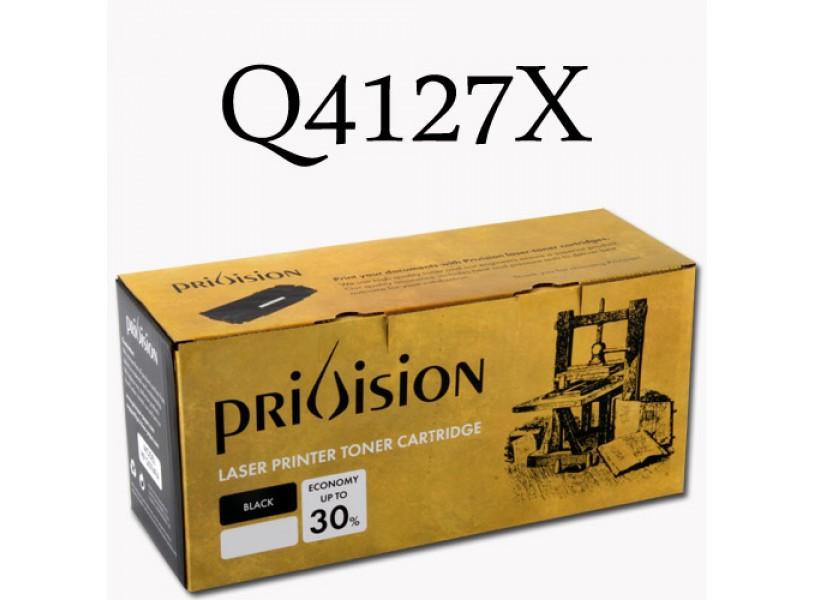 Tooner HP Q4127X, analoog